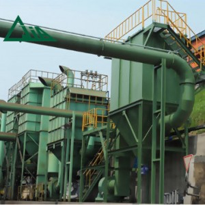 Resin Sand Processing Linn