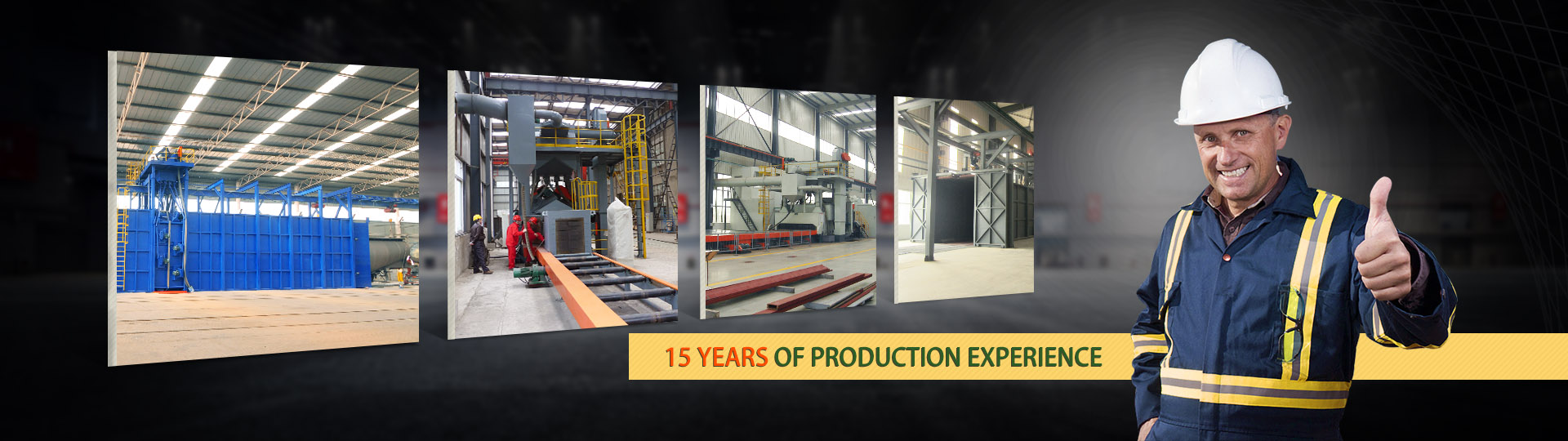 15 years of production experience