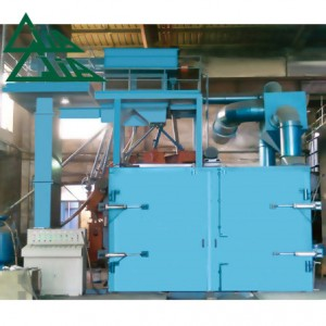 Q36 Turning Table type Shot Blasting Machine