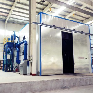 Q26 Diy sandblasting booth for sale