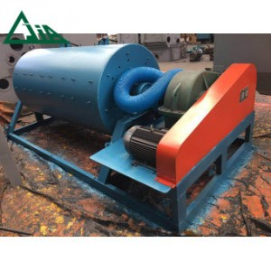 QGT100 Barrel Type SHOT blasting MACHINES