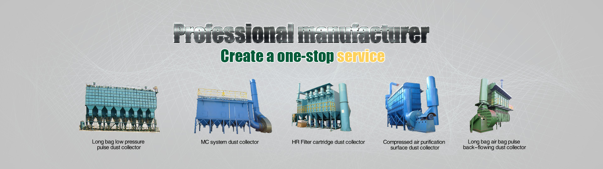Professional manufacturer
