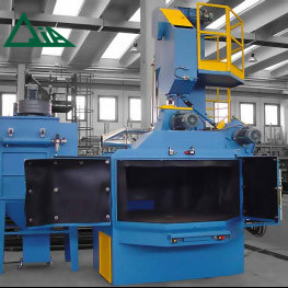 Q35 Rotary Table Shot Blasting Machines