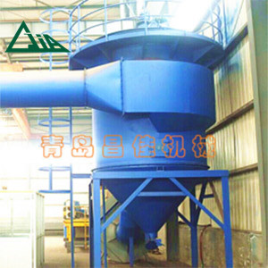 ZC series bag type dust collector