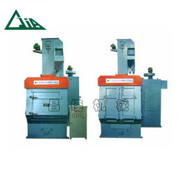 Q32 Tumble Zonon Shot Blasting Machine